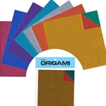 Double Sided Foil/Foil Origami Paper 5 7/8""