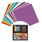 Tant Origami Paper 20 Color 6""