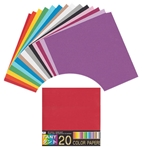 Tant Origami Paper 20 color 12""