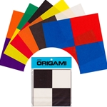 Two Tone Origami Paper - SQUARES