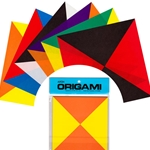 Two Tone Origami Paper - TRIANGLES