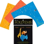 Fold 'Ems Fold-By-Number Wild Animals