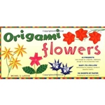 Origami Flowers Kit by Michael G. LaFosse