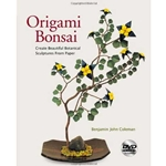 Origami Bonsai Instruction Book