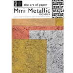Mini Metallic Mosaics Paper Pack
