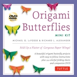 Origami Butterflies Mini Kit