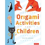Origami Activities for Children Book