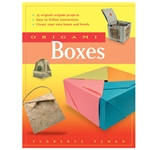 Origami Boxes Book by Florence Temko