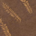 Lokta Paper Origami Pack - Sun Washed Fern - BROWN AND GOLD