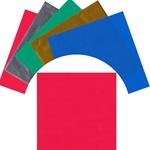 Origami Paper Pack - MIXED SOLID COLORS - 13.75""