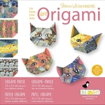 "6"" Art Origami Paper - Rosina Wachtmeister - CATS"