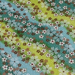 "Chiyogami Yuzen Origami Paper Pack 6"" x 6"" Sheets (4 Pack) - ENLIGHTENED"