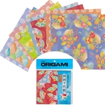 Ryomon Chiyogami Double Sided Origami Paper 15 cm
