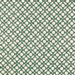 Italian Carta Varese Origami Paper - CIRCLE IN SQUARE - Green